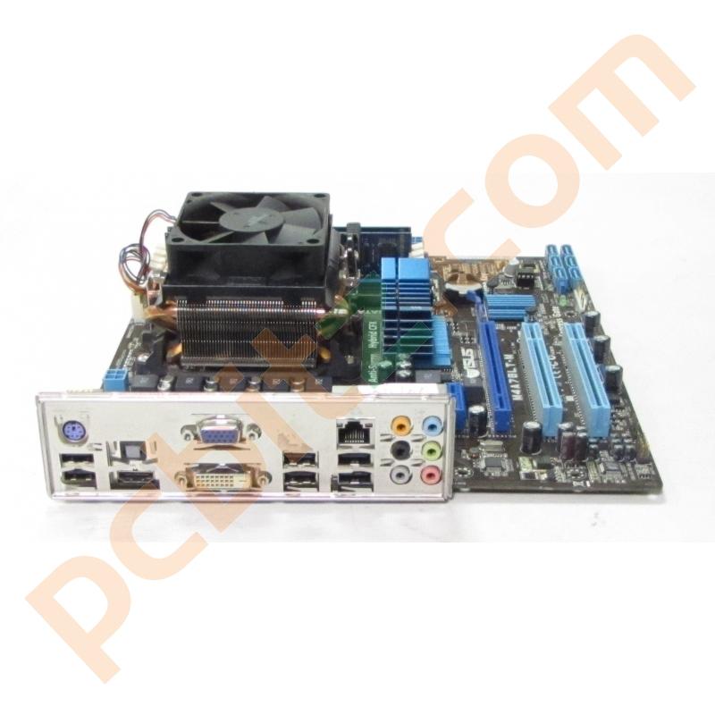 Download Driver: Asus M4A78LT-M AMD VGA