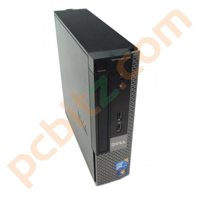 Dell Optiplex 780 USFF Core 2 Duo 2 93GHz 4GB RAM (POST TEST