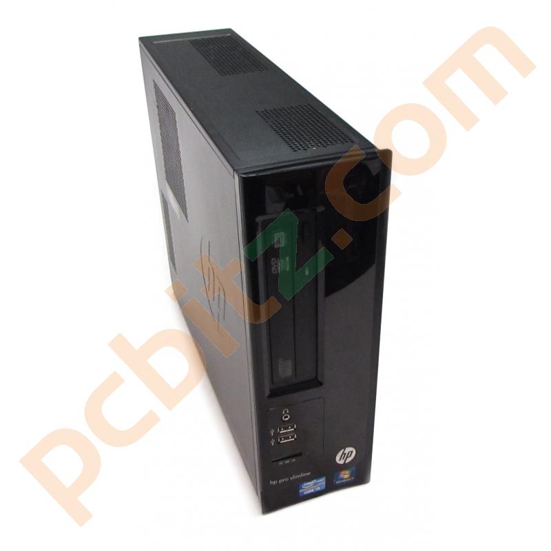 HP Pro 3300 Core i3 2120 3 3GHz 4GB, 500GB, Windows 7 Pro