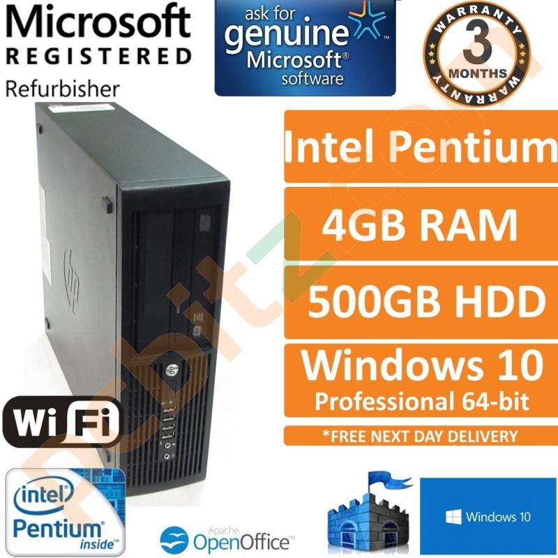 Hp Compaq Pro 4300 Specs