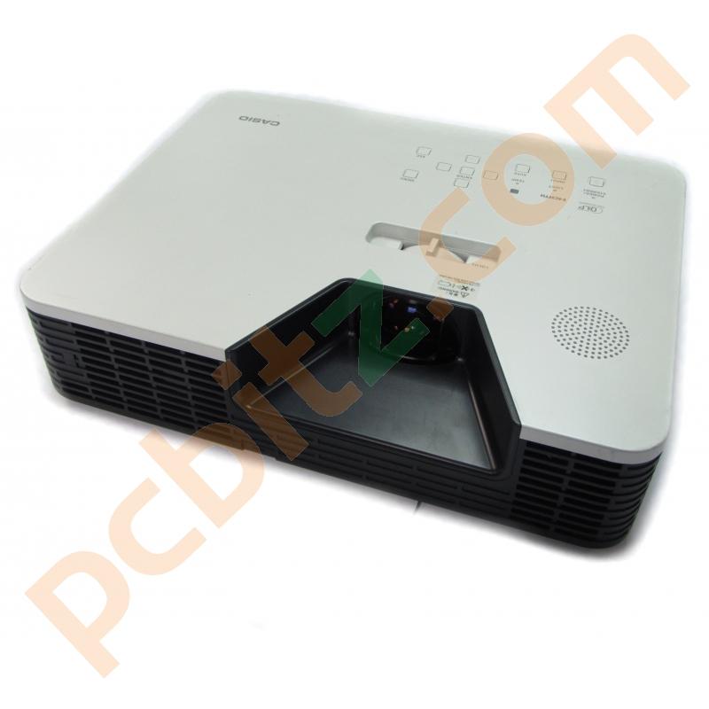 Casio XJ ST145 Short Throw 3D Ready HDMI Laser LED Hybrid