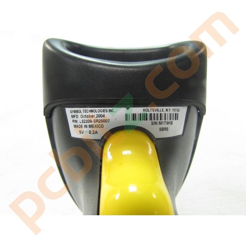 Job Lot 6 X Symbol Ls2208 Usb Barcode Scanners Misc