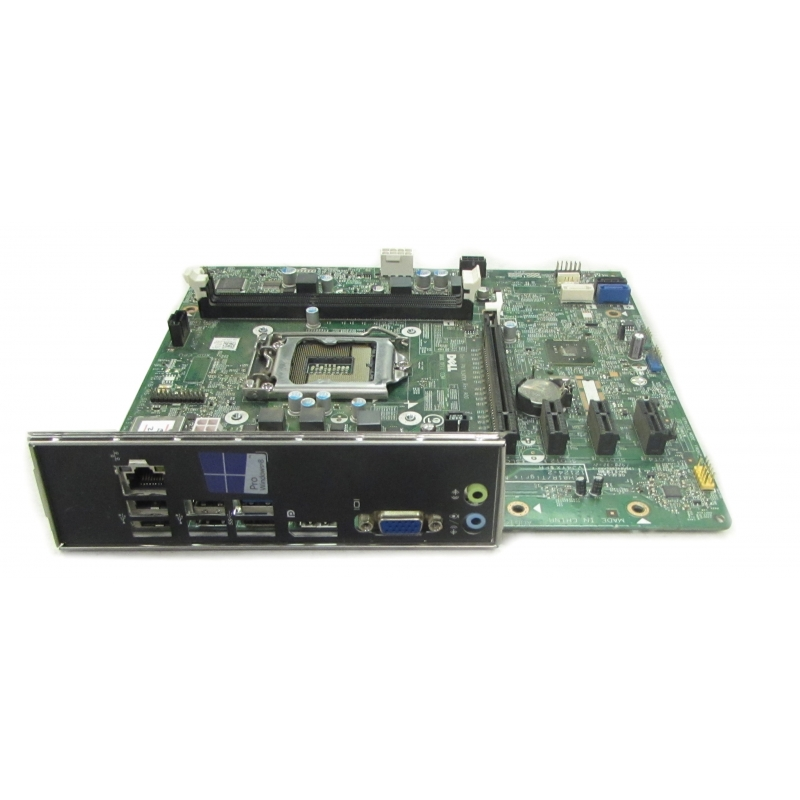 Dell Optiplex 3020 MIH81R//Tigris MT Socket 1150 Motherboard DPN 40DDR With BP