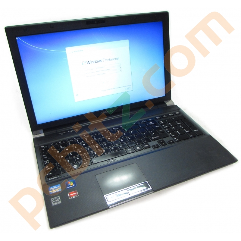 NEW DRIVERS: TOSHIBA SATELLITE PRO R850 INFINEON