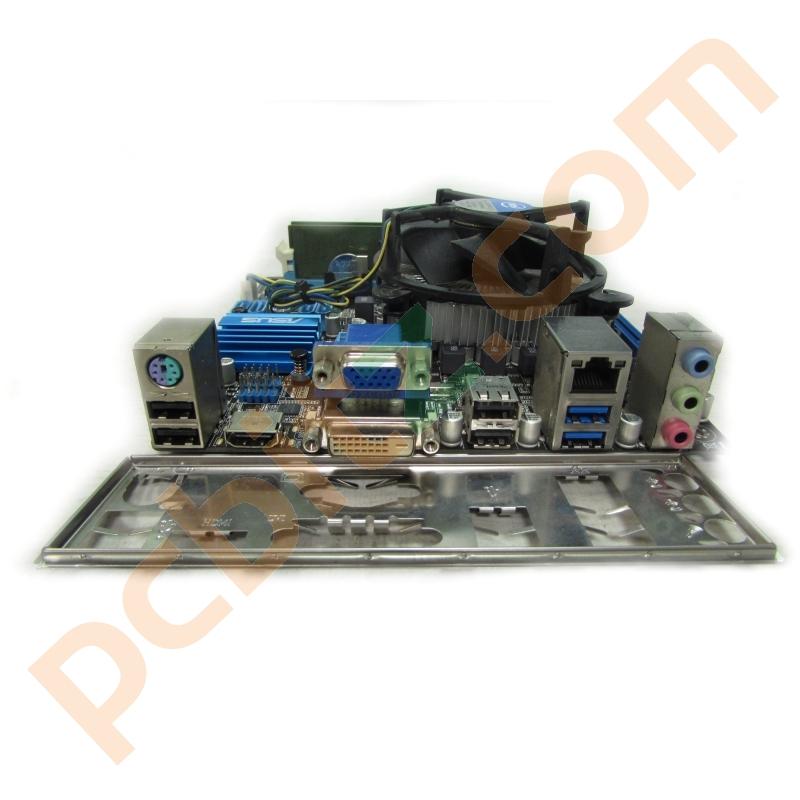 Asus P8H61-I Rev 3 01 LGA1155 Mini ITX, Intel Core i3-2120
