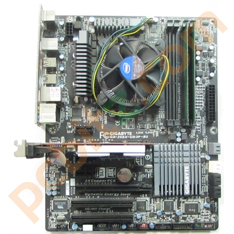 Gigabyte GA-Z68X-UD3R-B3 Smart6 Driver Windows 7