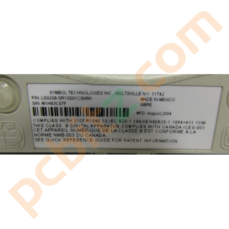 Job Lot 19 X Symbol Ls9208 Barcode Scanner Misc
