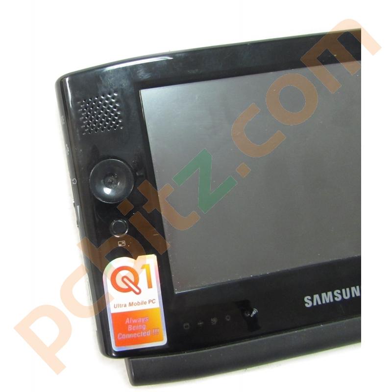 Samsung Q1 NP-Q1 Tablet PC 512MB RAM 40GB HDD Windows XP Tablet