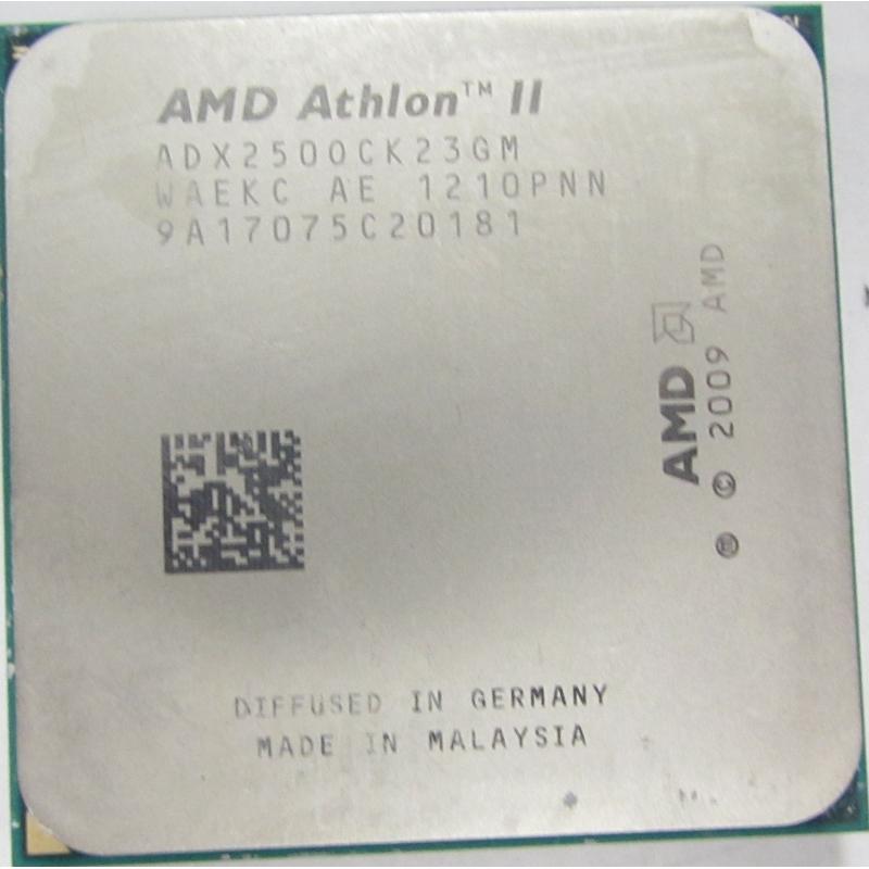 ADX2500CK23GM AMD Athlon II X2 250 CPU Processor