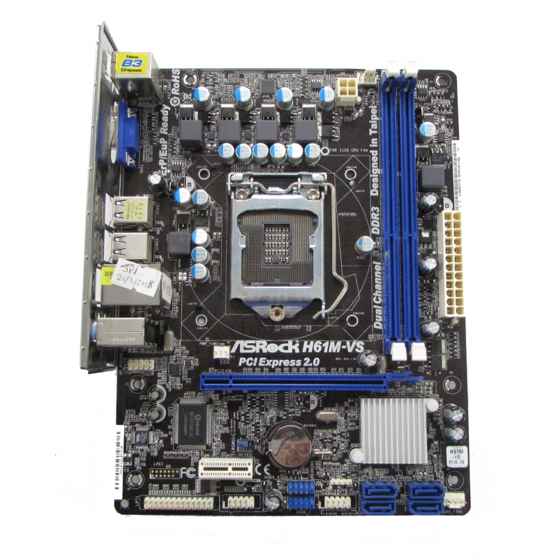 ASRock H61M-IDE Intel Rapid Start Drivers for Windows 7