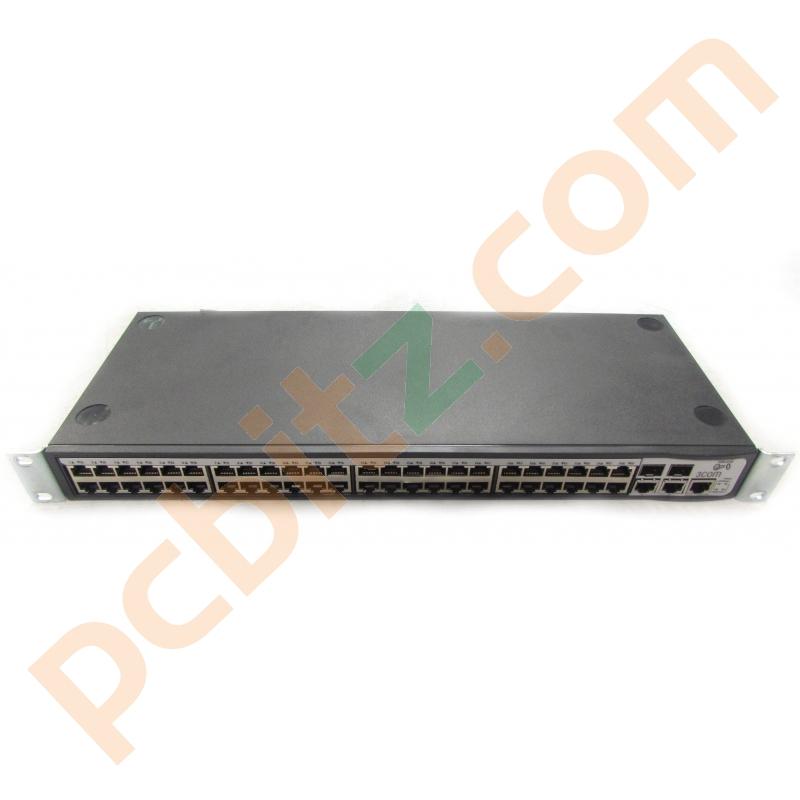 3com baseline switch 2250 sfp plus 3cblsf50 48 port 2 for 3 com switch