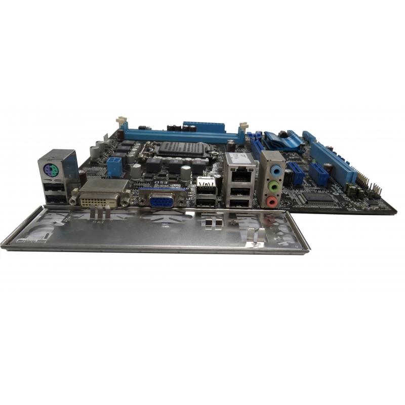 Asus P8H61-M LE REV 1 03 Socket 1155 Motherboard With BP