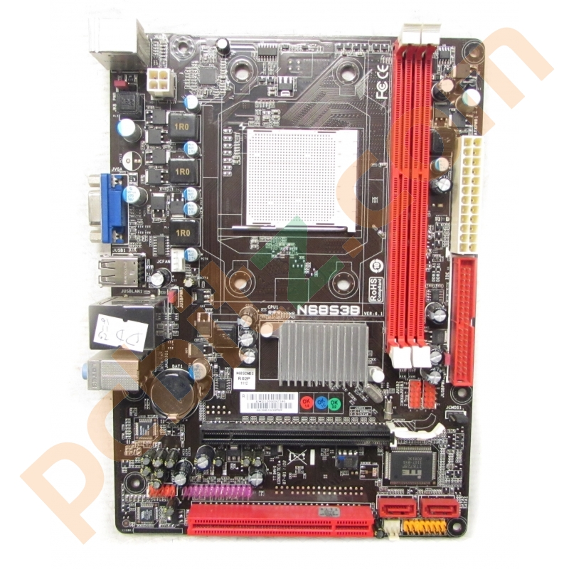 Biostar N68S3B NVIDIA SMBus Chipset Drivers Windows