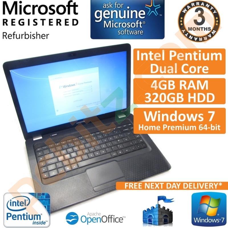 compaq presario cq56 drivers for windows 7 64 bit