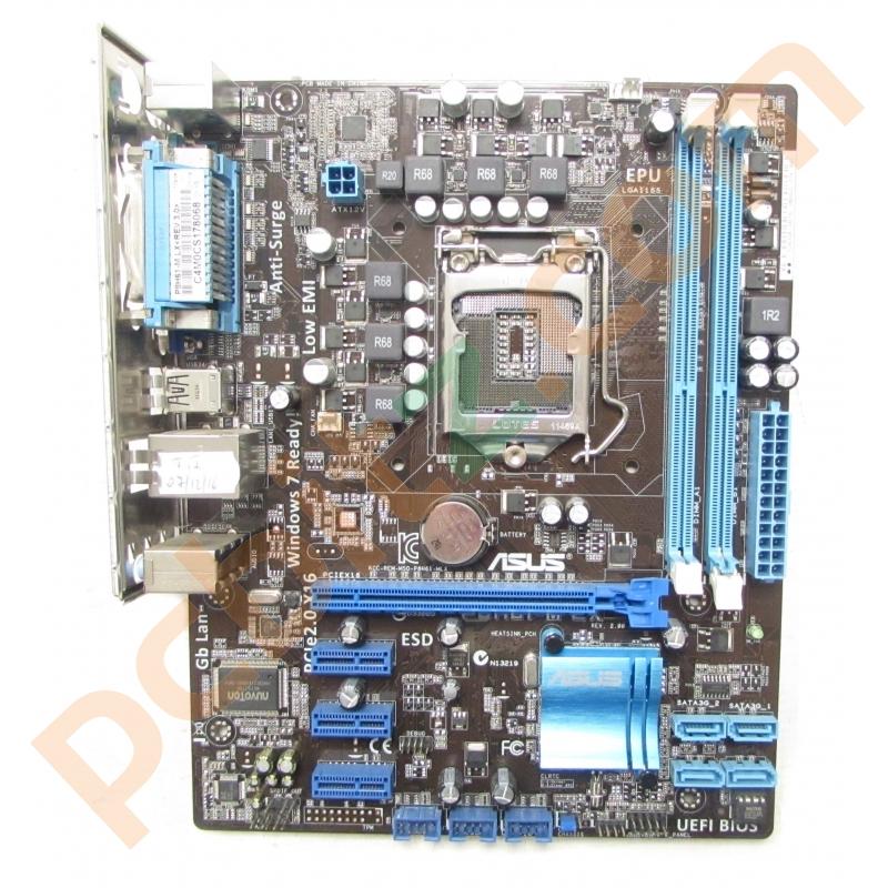 Asus P8H61 PLUS R2.0 Realtek Ethernet Treiber