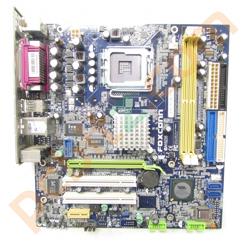 FOXCONN P4M8907MB AUDIO WINDOWS 7 64 DRIVER