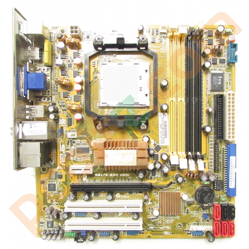 Asus M3A78-EMH HDMI Motherboard Windows 7