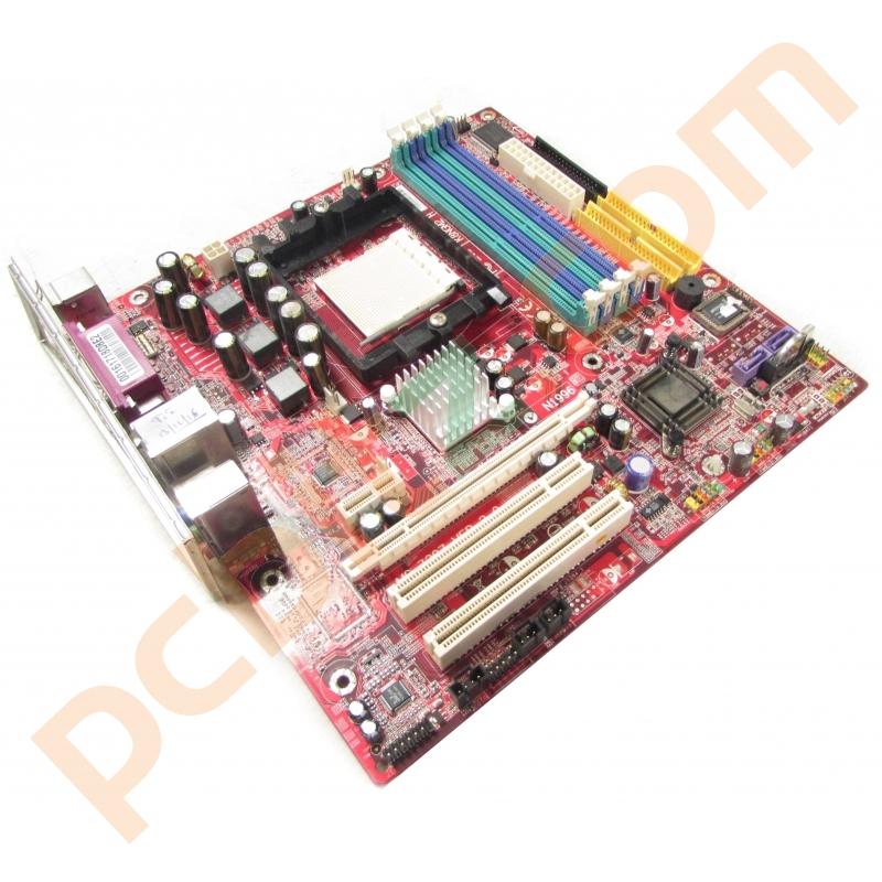 Msi ms (K8NGM2-NBP) Motherboard Drivers specs