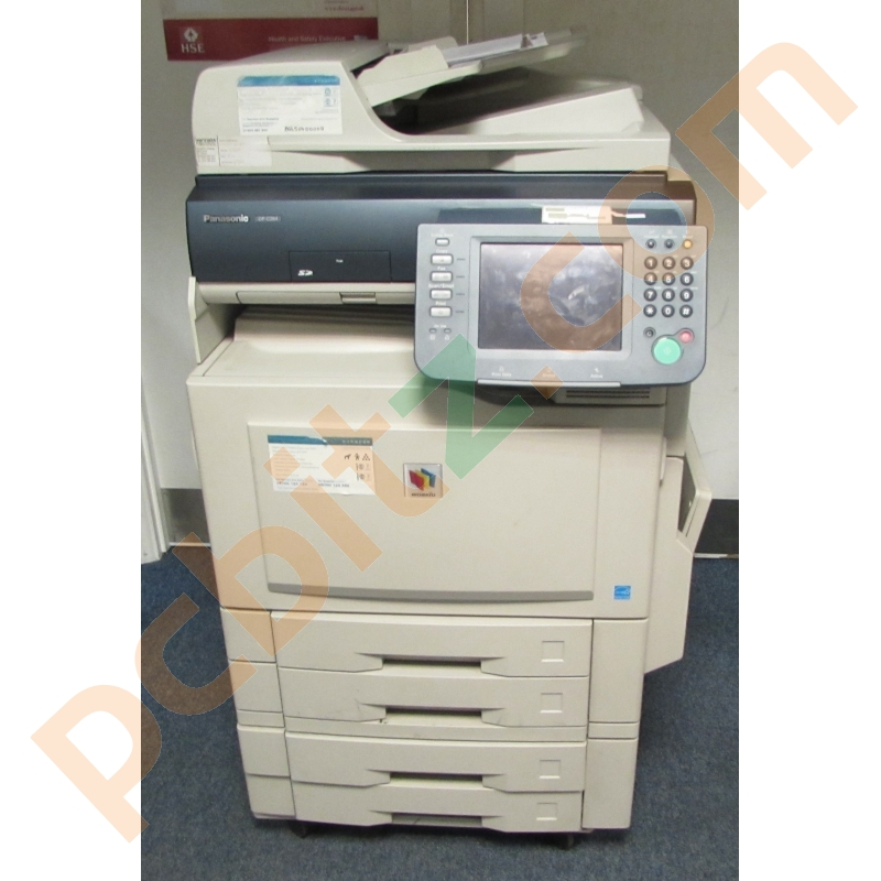 PANASONIC DP-C264 PRINTER DRIVER FOR WINDOWS MAC