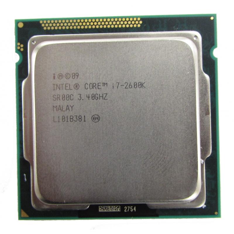 intel core i7 2600k sr00c socket lga1155 cpu cpu processors. Black Bedroom Furniture Sets. Home Design Ideas