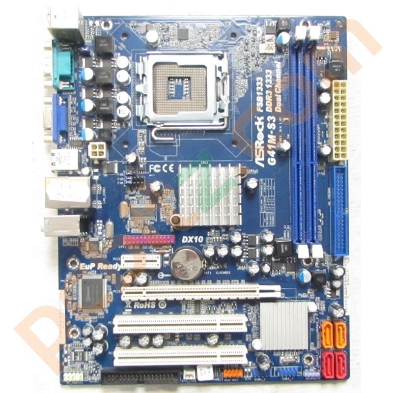 Asrock G41M-PS Instant Boot Windows