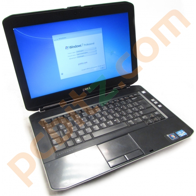 Dell Latitude E5430, Intel Core i5 2 6GHz 8GB 500GB Windows 7 14
