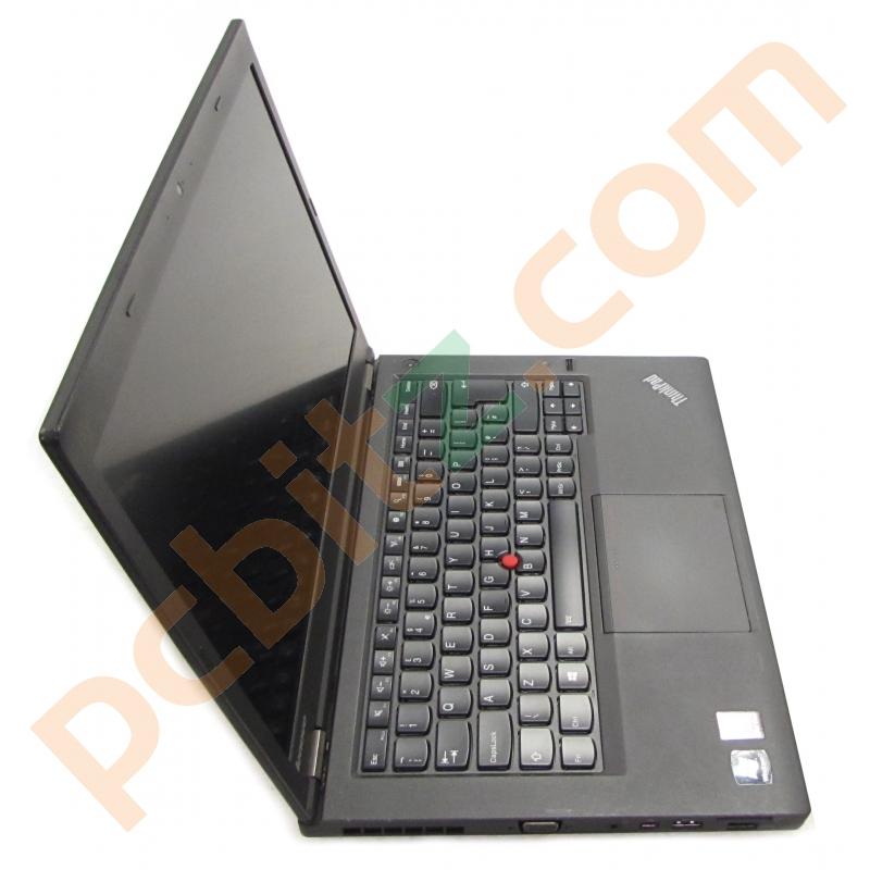 Lenovo ThinkPad T440p Core i7-4800MQ 2 7GHz 8GB 500GB Windows 7 Pro