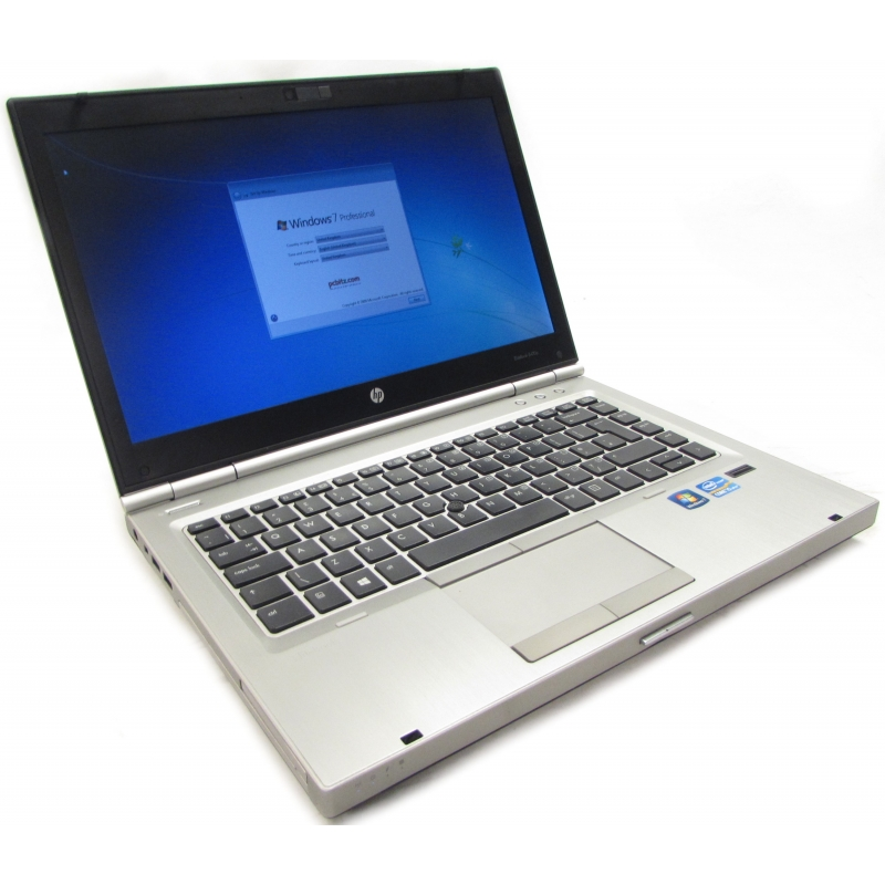 HP EliteBook 8470p, Intel Core i5 2 8GHz, 8GB, 500GB, Windows 7 Pro