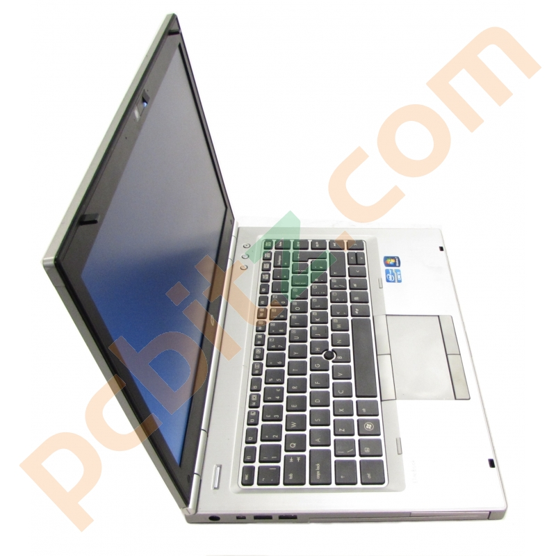 HP EliteBook 8470p, Core i5 2 5GHz, 8GB, 500GB, Windows 7 Pro 14
