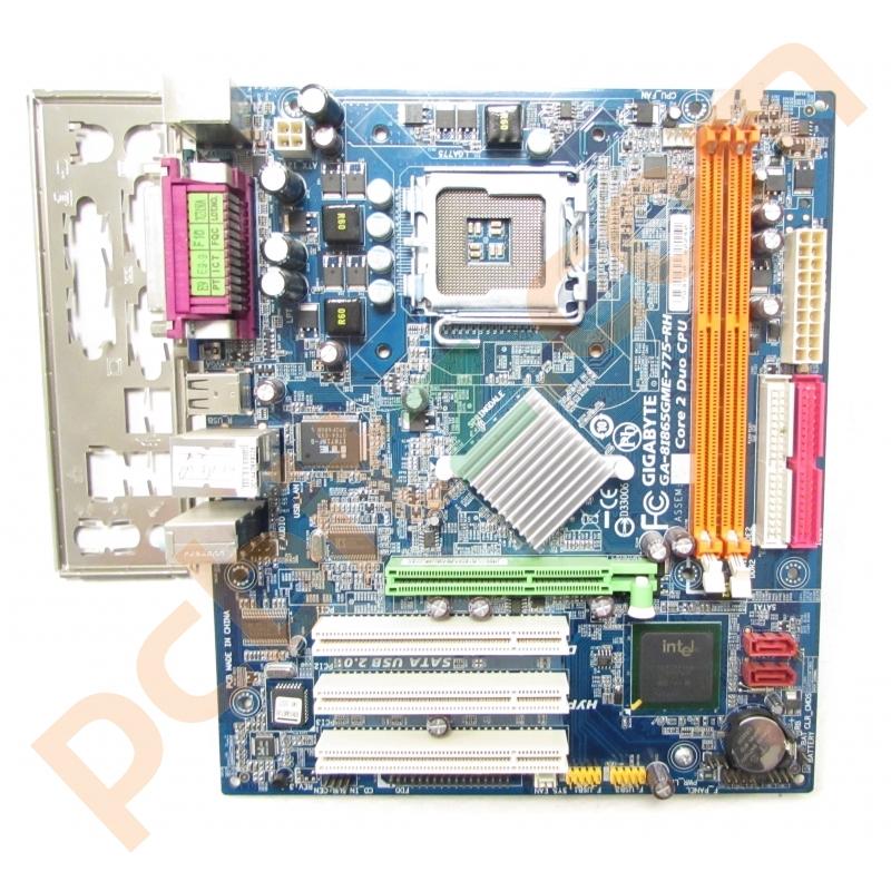 Gigabyte GA-8I865GME-775-RH 64x