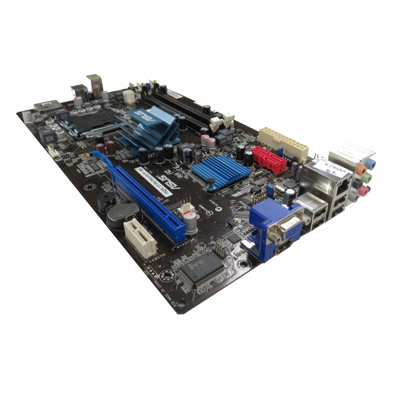 Asus P5QPL10T/P6-P5G41E/DP_MB REV 1 0 LGA775 Motherboard Without BP