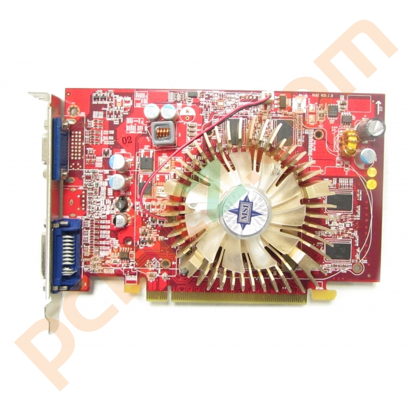 New Drivers: MSI R4650-D512 Graphic Card