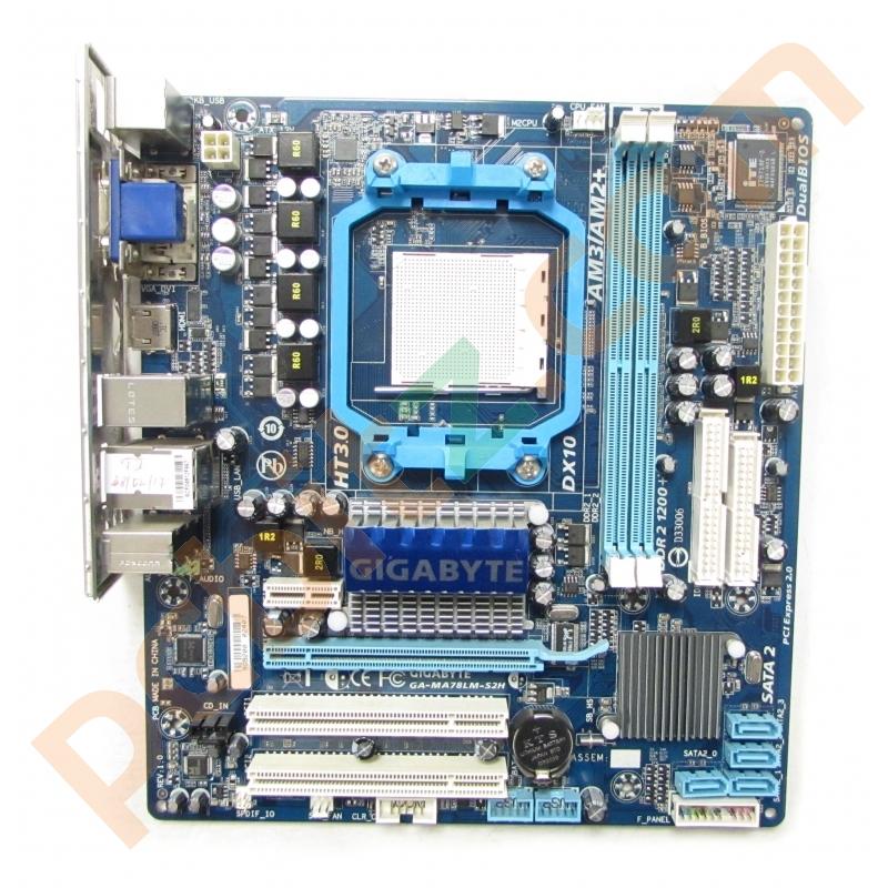 Gigabyte GA-MA78LM-S2H AMD SATA AHCI/RAID Treiber Windows XP