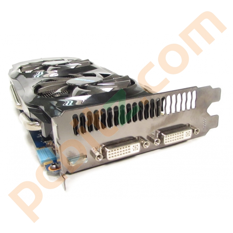GIGABYTE GV-N460OC-1GI GeForce GTX 460 1GB GDDR5 PCI-E Graphics Card
