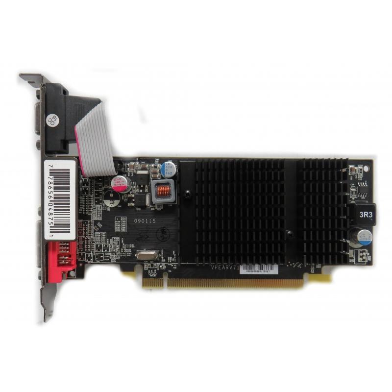 XFX Radeon HD 4350 600M 512MB DDR2 VGA/DVI/HDMI PCI-E ...