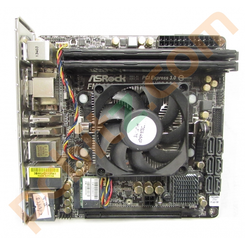 ASRock FM2A88X-ITX+ AMD Bolton SATA AHCI Drivers for Windows