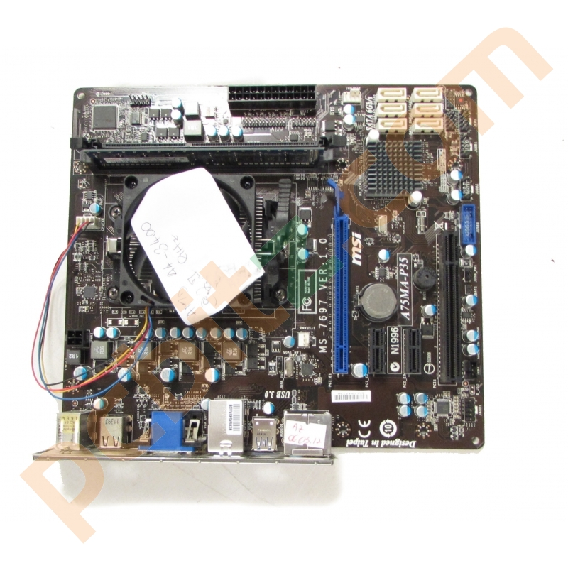 MSI A75MA-P35 WINDOWS 8.1 DRIVER
