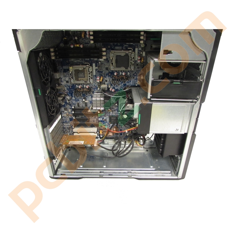 HP Z600 Motherboard 461439-001- Chassis included for protection