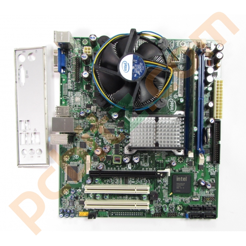 Intel DG41RQ Motherboard + Pentium DualCore E5400 2 7GHz +