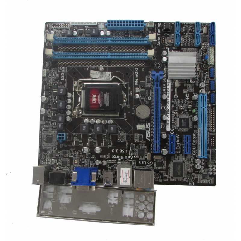 Drivers for Asus P8H61-M PRO Chipset