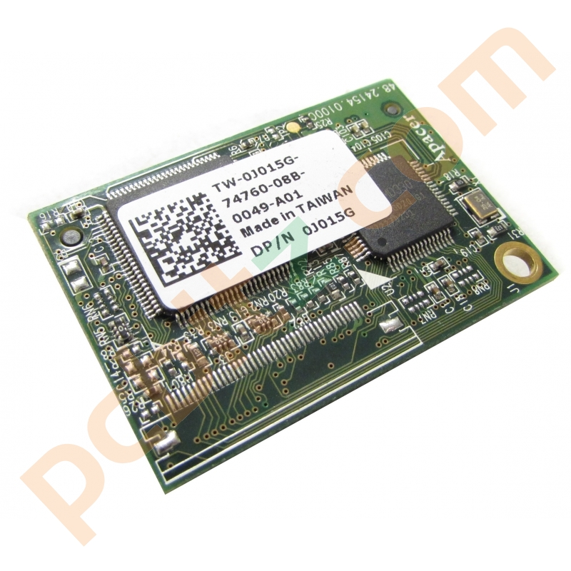 Dell J015G NVRAM 1GB Solid State Module SATA SSD (From