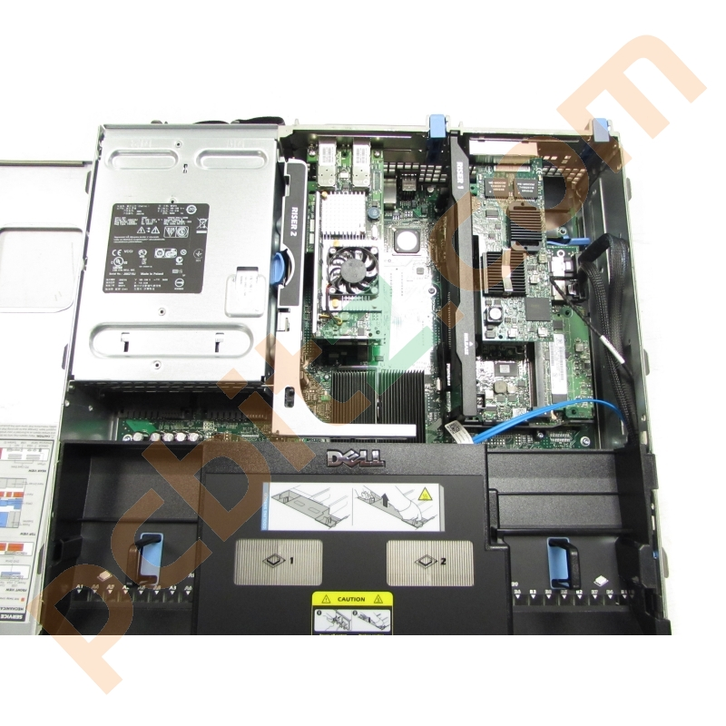 Dell PowerEdge R710 2 x Intel Xeon X5690 @ 3 47GHz, 288GB