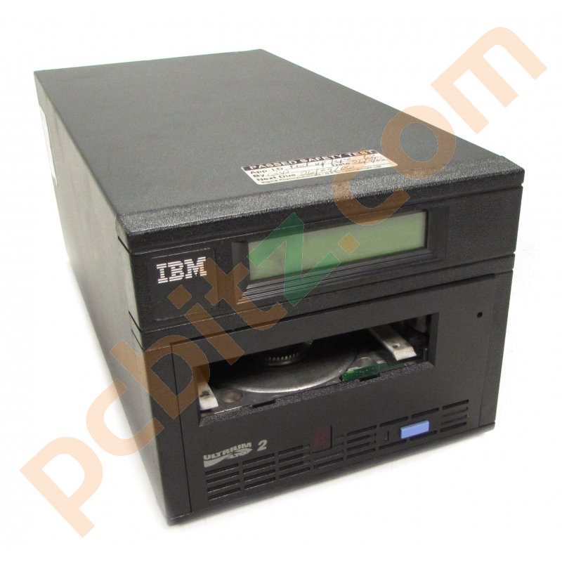 Ibm 3580 L23 Ultrium Lto 2 External Tape Drive