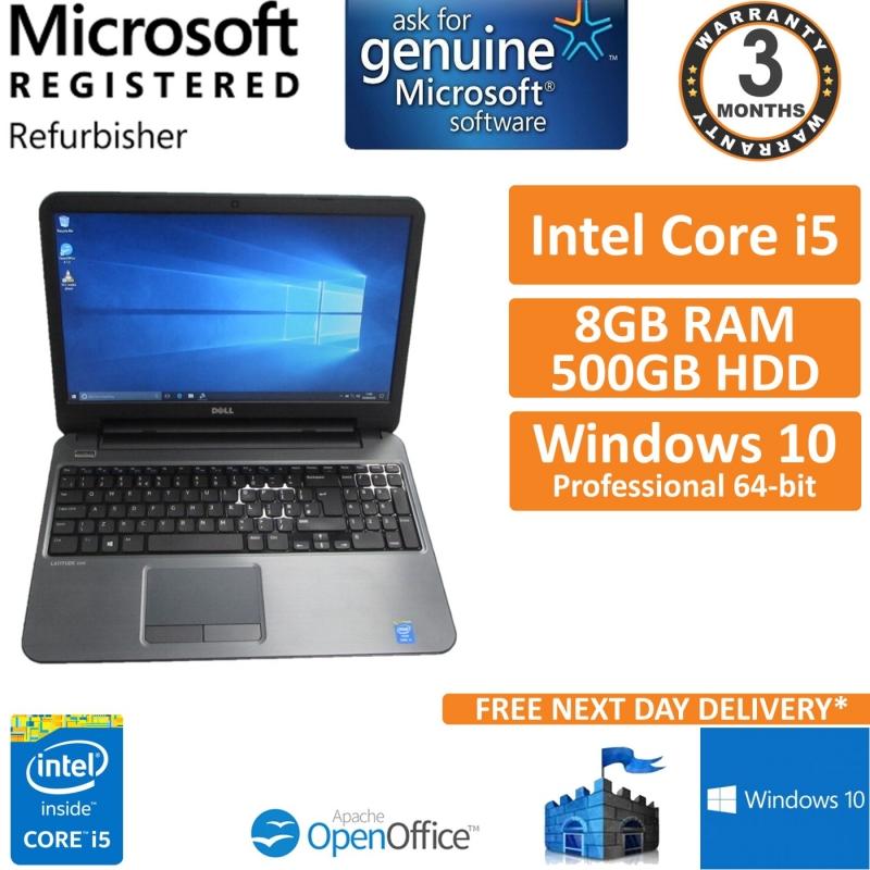 Dell Latitude 3540, Core i5-4200u 1 6GHz 8GB 500GB Windows