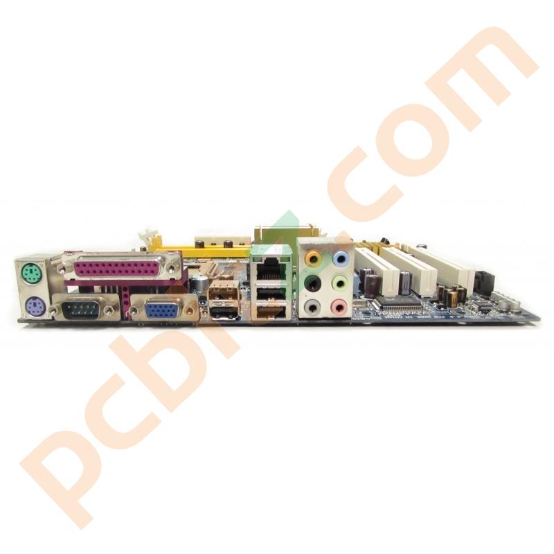 Gigabyte GA-945GZM-S2 Rev 6 6 LGA775 Motherboard No BP