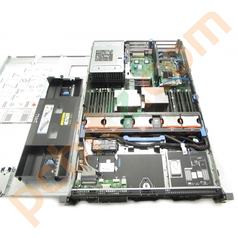 Dell PowerEdge R710, 2 x Intel Xeon X5550 @ 2 66GHz, 96GB