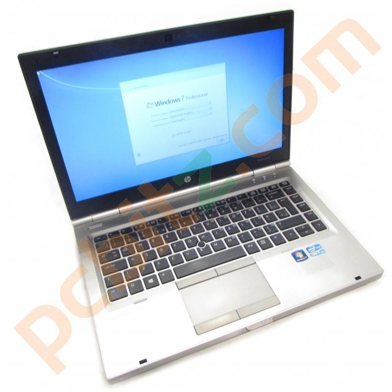 HP EliteBook 8470p, Intel Core i7 2 9GHz, 8GB, 500GB, Windows 7 Pro