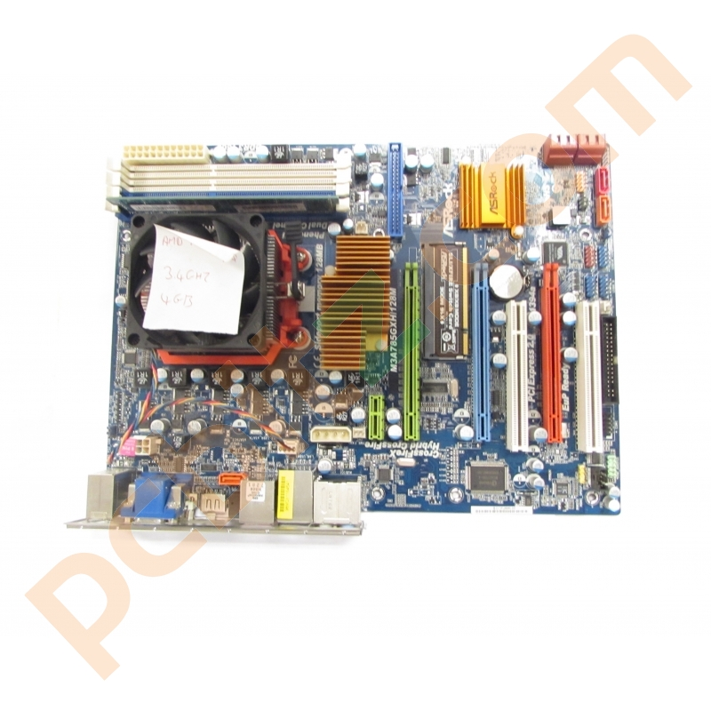 Asrock M3A785GMH/128M AMD All-in-1 Driver for Windows Mac