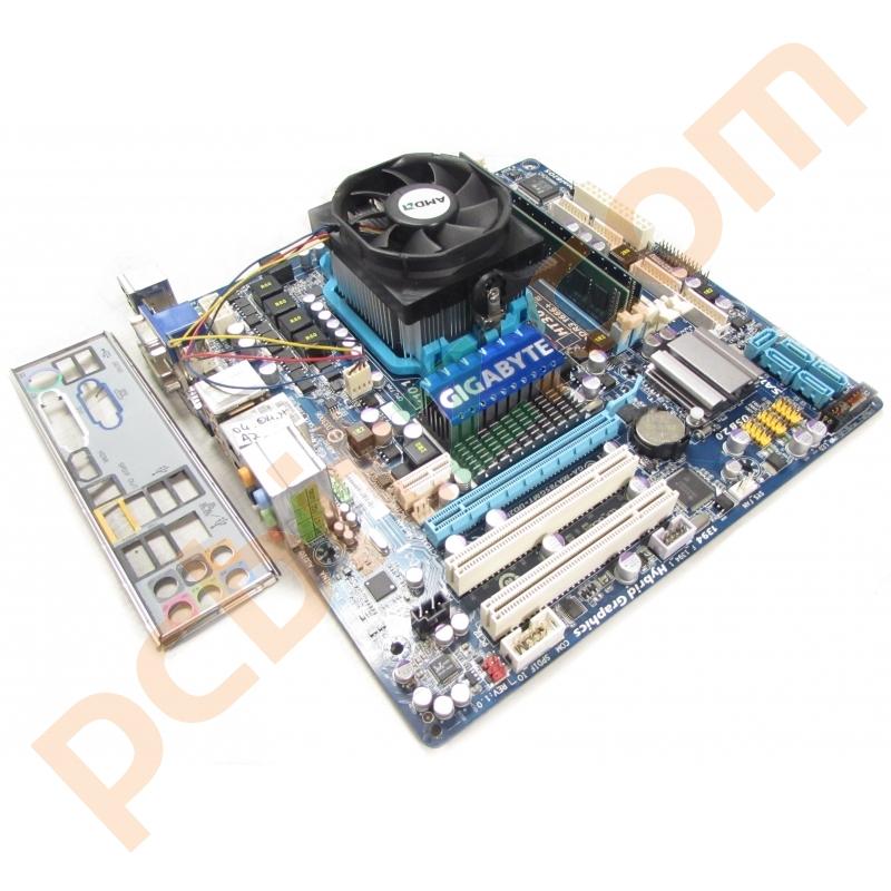 Gigabyte GA-MA785GPMT-UD2H VGA Linux