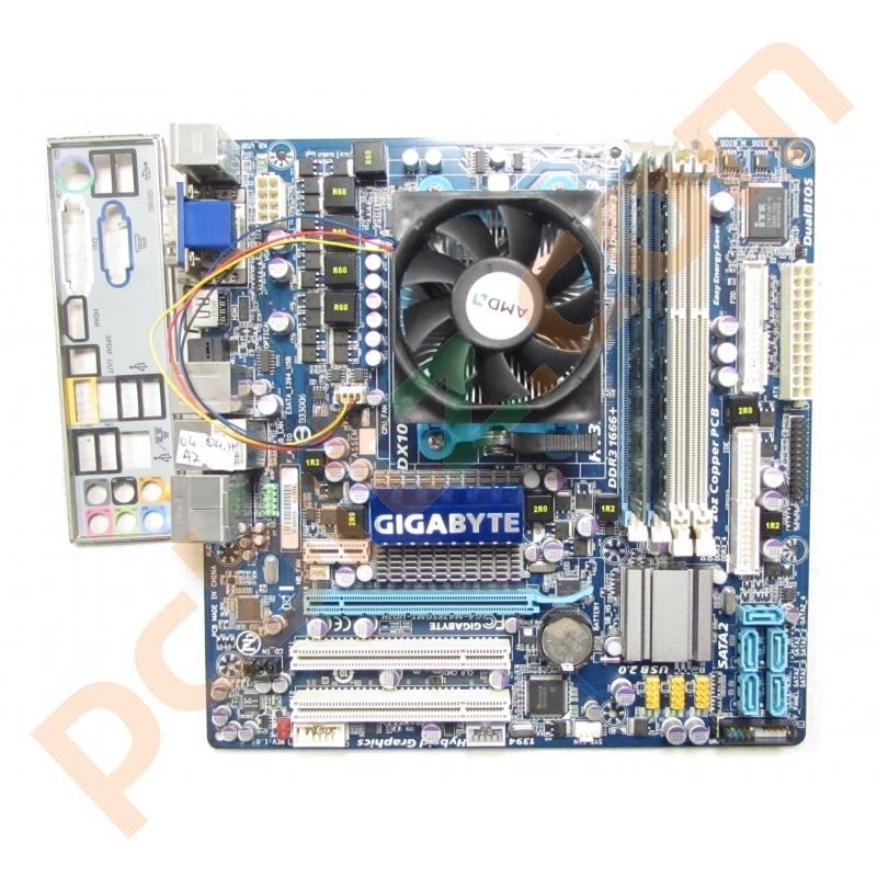 Gigabyte GA-MA785GMT-UD2H AMD Chipset/SATA RAID/VGA Drivers for Windows Download
